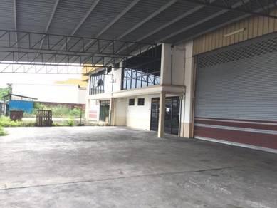 1.5 sty Semi D Factory, Taman Perusahaan Sungai Tukang, Sungai Petani