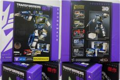 Transformer Masterpiece Hasbro MP02