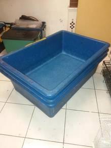 Fibre Tank 3x2x1 Second For Aquarium Fish
