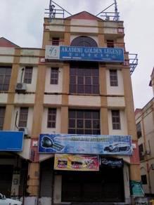 Shop house at Legenda Height, Sg Petani. End lot