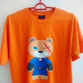 B3ar Production 8th type tshirt