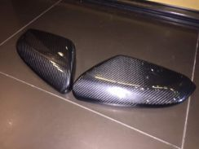 Honda Civic FC Carbon Fiber Side Mirror Cover