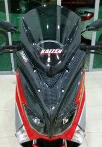 Yamaha NMAX Custom Windshield
