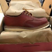 Red Wing Shoes 8103 Oxford size 6.5UK - 7.5UK