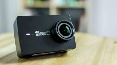 Yi Yi4K 4K action camera similar Gopro SJcam Mijia