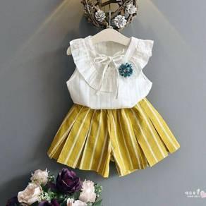 Bby girls top dress