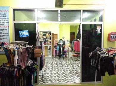 Kedai untuk diambil alih
