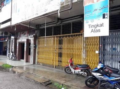 Kedai 2 Tingkat Untuk Disewa Di Kota Bharu Berdekatan KB Mall