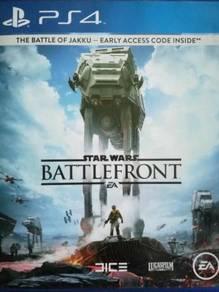 Starwars battle front