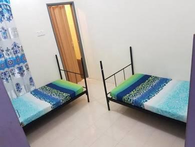 Bilik/Rumah Sewa Fully Furnish berdekatan UMK / IKTBN Bachok