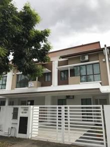 Setia Indah 12 Teres House Setia Alam 0 Downpayment 0 legal fee