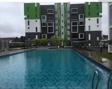 The Cube Condominium at Jalan Dogan