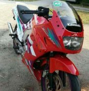 Kawasaki krz