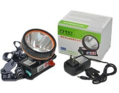 Smart Rechargeable Powerfull LED Camping HeadLamp
