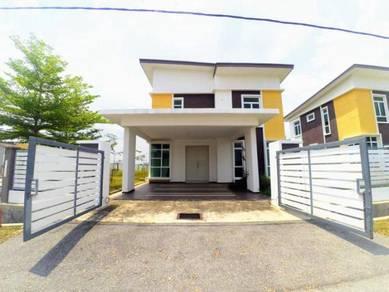 Banglo Paya Rumput Perdana, Corner Lot