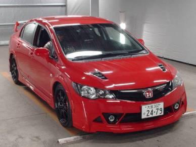 Honda Civic FD Mugen RR Bodykit PP Taiwan