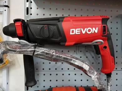 Devon 3 Function Heavy Duty Rotary Hammer