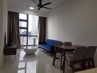 Casa Residency condo 2R 2B FF bukit bintang pudu kl city Pudu
