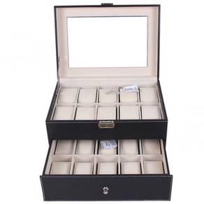 Watch storage / kotak jam 20 slots 03