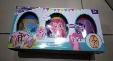 My Little Pony Giant Surprise Eggs