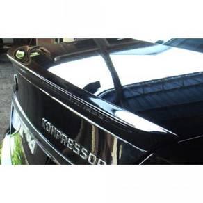 Mercedes Benz W204 AMG Boot Spoiler