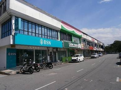 Double Storey Shop at Bercham Main Road