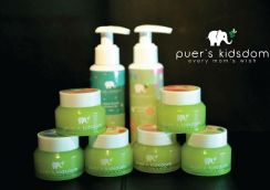 Organic Therapy Products by Puer's Kidsdom