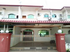 Double Storey House Only Sell  Can Full Loan