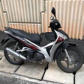 2012 Honda 125 Future low milage