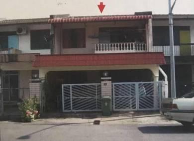 Double Storey Terrace Intermediate House for Sale (Taman BDC)