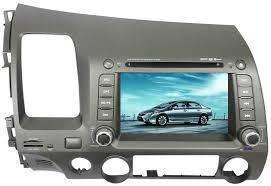 Demo Honda civic 06 to 12 car dvd player 2ND