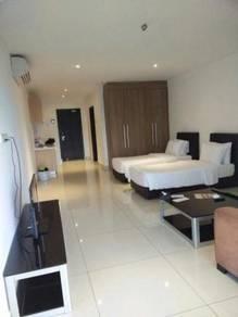 D'Esplanade Residence at KSL City, Studio Type High Floor Unit