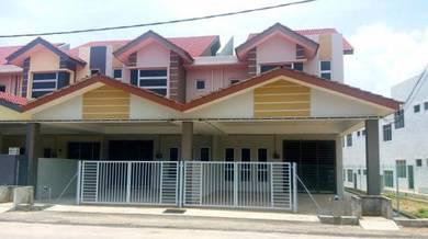 New Empty House - Bkt Setongkol 2Storey Terrace , Near Taman Fairmont