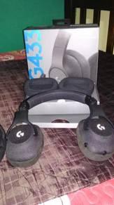 Headphone g433 / 7.1 surround