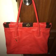 To Swap (Authentic Furla Leather Tote Bag)