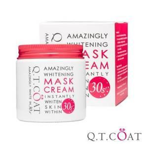 Q. T. Coat Mask Cream
