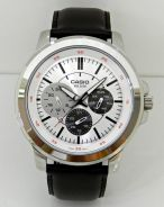 CASIO Men Big Face Multifunction Watch MTP-X300L-7