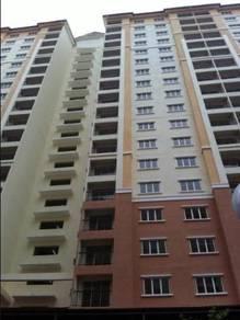 Nice Fully furnished Lakeview Apartment, Taman Jasa Perwira, Selayang