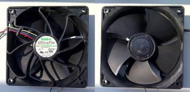 Original Nidec Ultra-Flo 12cm 4-pins Fan for Miner