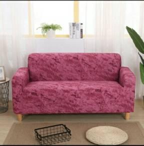 Sarung sofa 3 seater murah