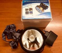 Rechargeable LED High Power Headlamp Headlight Y