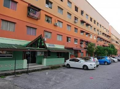  FREEHOLD LEVEL 1 STRATA TITLE  - Klang Jaya Apartment, Tmn Klang Jaya