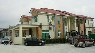 Hiajauan Hills New Project Double storey SemiD
