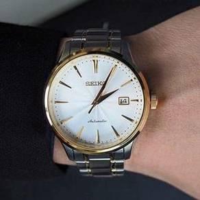 Seiko Core Men's Automatic Watch SRP704