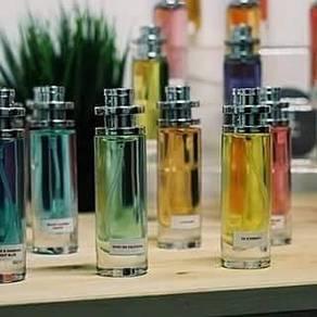Perfume Vanilla 50ML botol besar