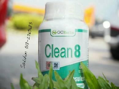 CLEAN8-Cara untuk kurus-Perlis