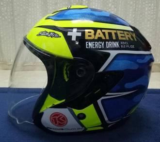 KYT (Espagaro) Helmet
