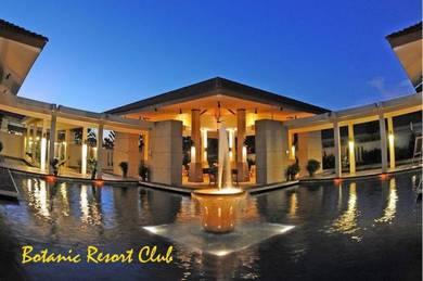 Botanic Resort Club Membership