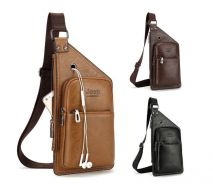 JEEP BULUO Men Chest Bag
