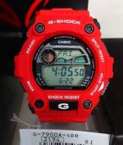 G-Shock Mat Moto G-7900A-4DR 100% Original